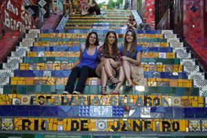 Étudier à l'étranger : Brésil !