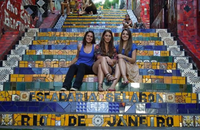 Lucile, étudiante de Polytech, a effectué un échange universitaire à l'Université Fédéral d'Uberlândia, dans l'état du Minas Gérais au Brésil