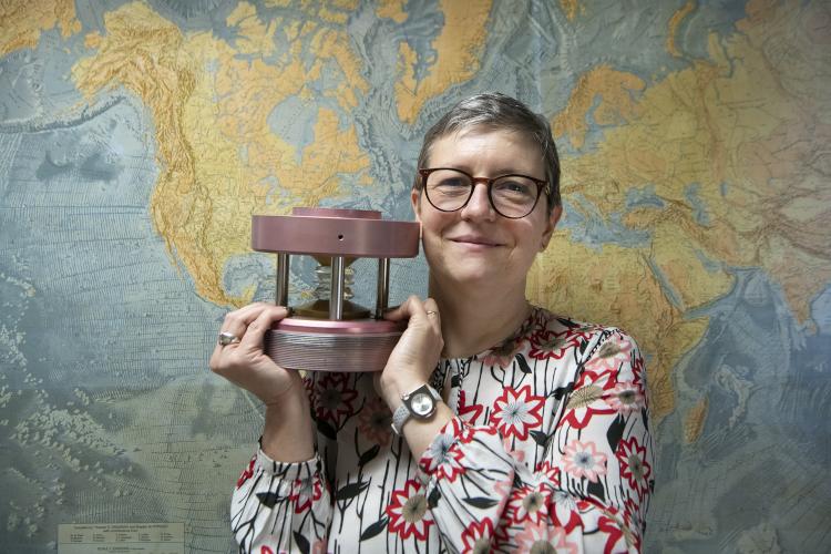Isabelle Daniel parmi les 10 personnalités scientifiques les plus influentes en géologie