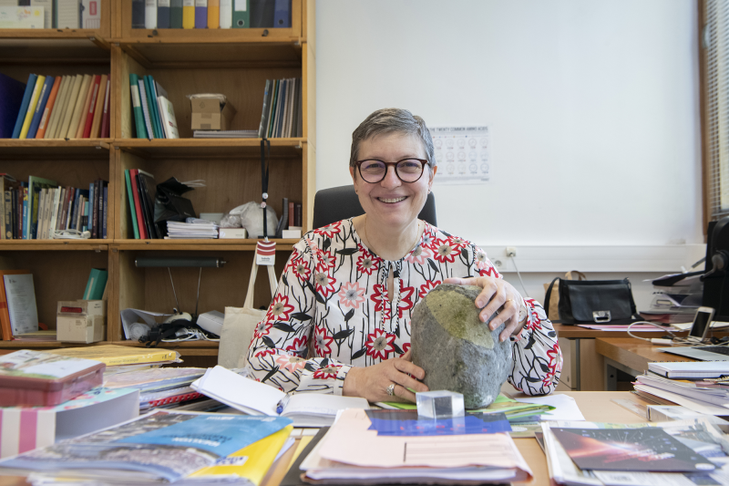 Isabelle Daniel, directrice de l'Observatoire de Lyon