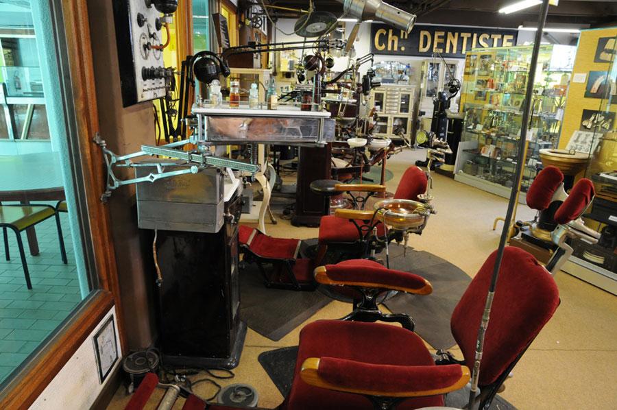 Musée dentaire de Lyon  Eric Le Roux