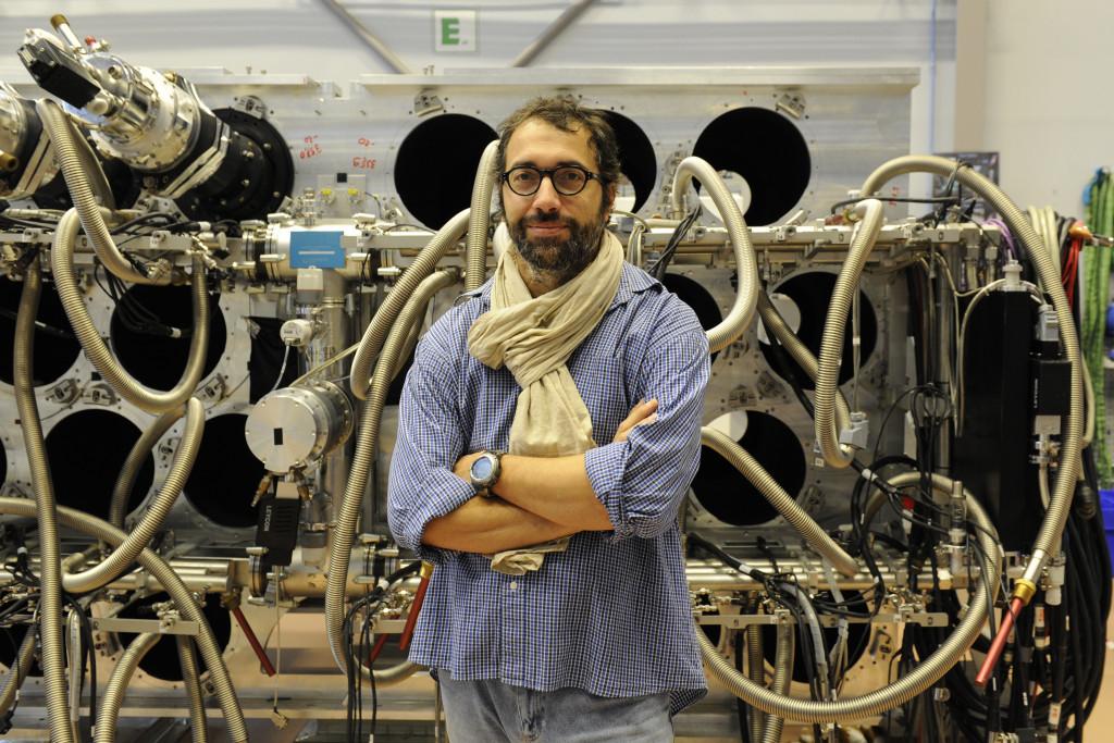 Edgard Renault © Eric Le Roux, Université Claude Bernard Lyon 1