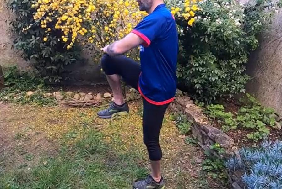 Séance d'activité physique SUAPS