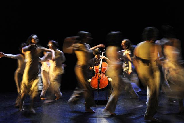 Spectacle de musique & de danse au théâtre Astrée